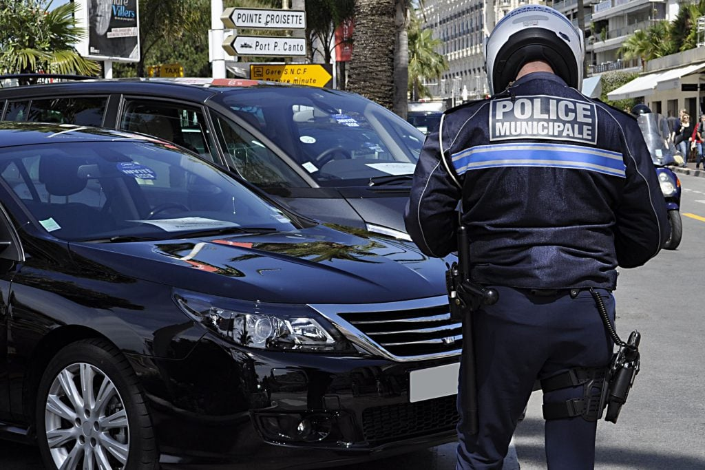 Police - Electronic Fines - YouTransactor