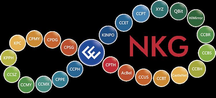 NKG logo