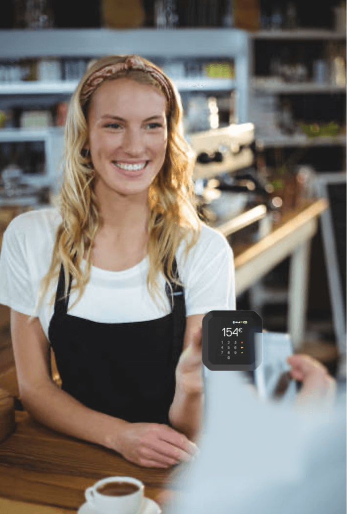uCube Touch- Seamless Omnichannel Payments