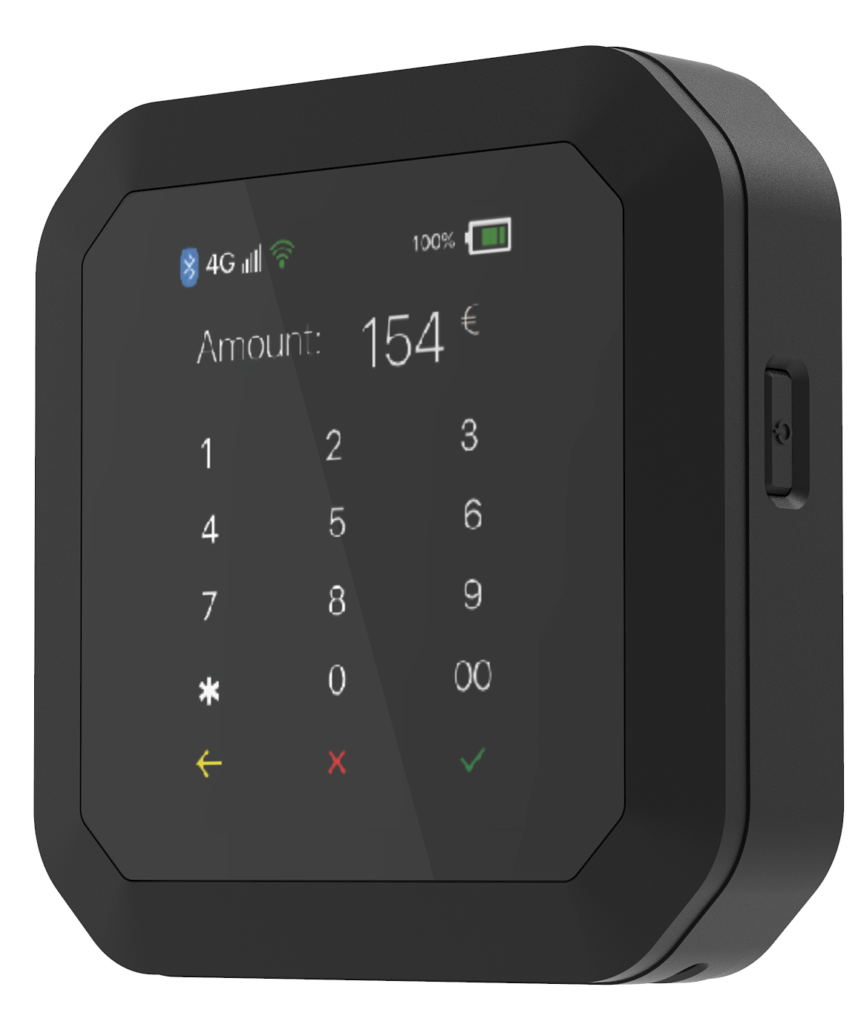 uCube Touch - Payment Terminal-mPOS