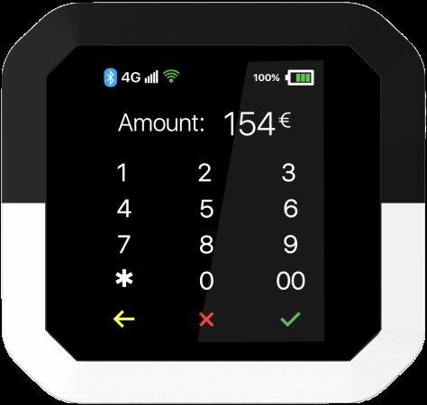 mPOS & MiniPOS- Payment terminal