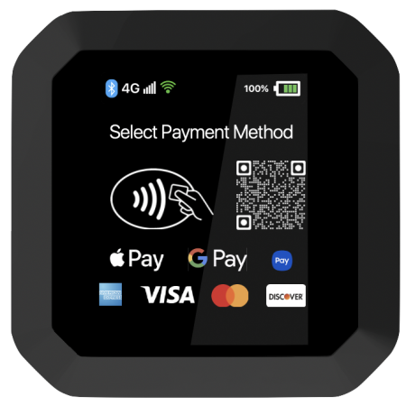 Payment terminal- Long battery life for mobility in payments